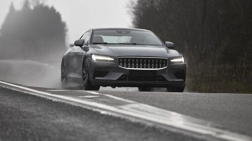 Polestar 1 Driver Experience Testing Proces