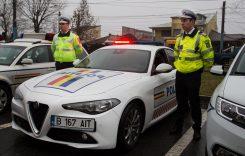 Polițiștii de la Rutieră vor fi echipați cu camere video