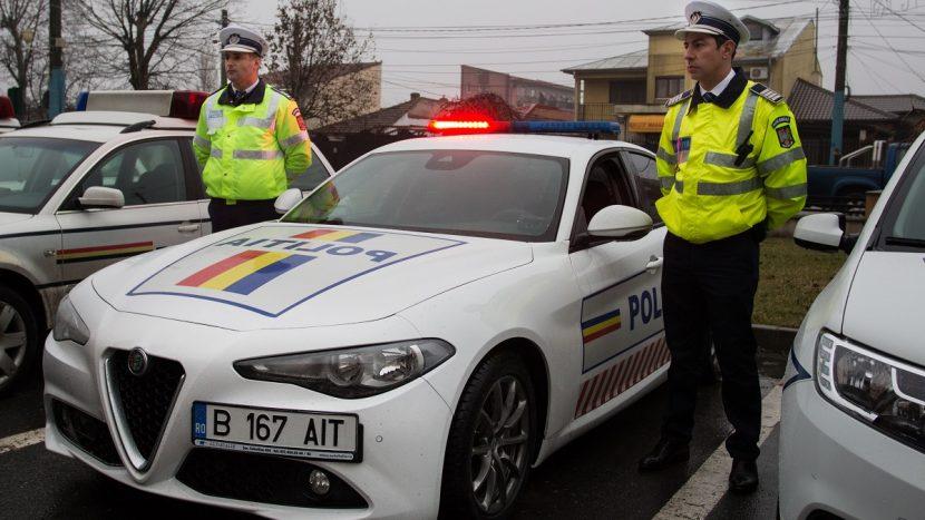 Poliția Rutieră Constanța Alfa Romeo Giulia (11)