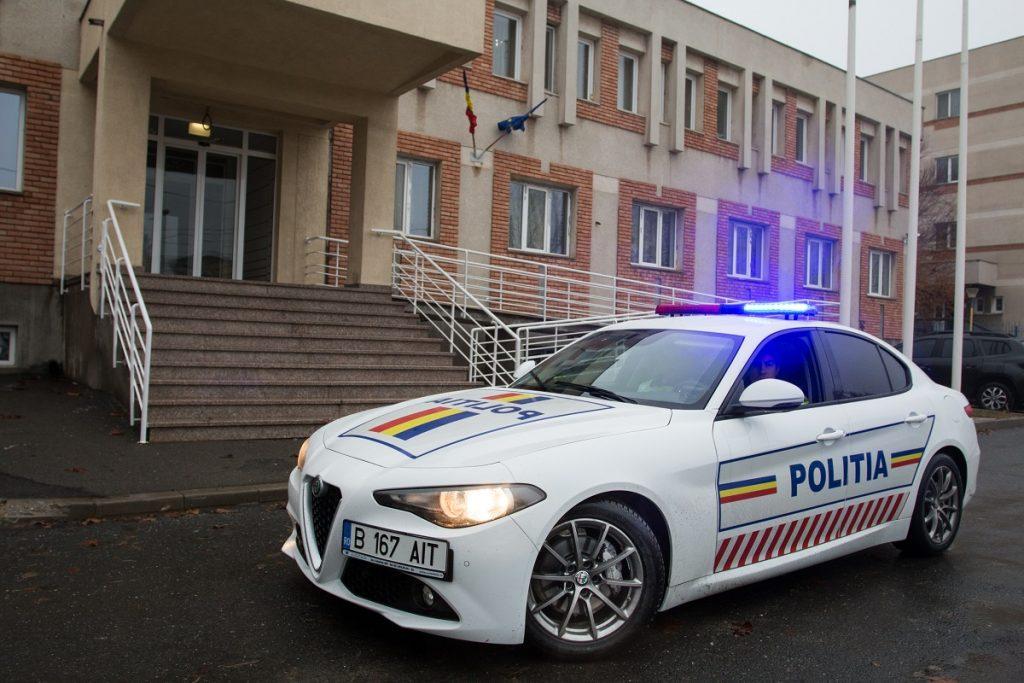 Poliția Rutieră Constanța Alfa Romeo Giulia (18)