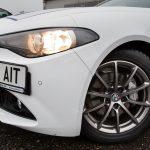 Poliția Rutieră Constanța Alfa Romeo Giulia