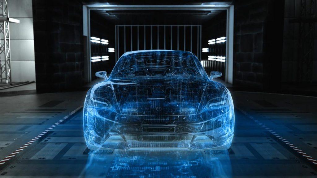 Porsche mașini virtuale Nurburgring (3)