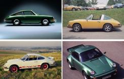 Porsche 911 – un model de legendă