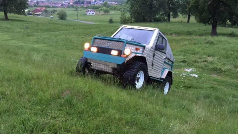 Mad Max - varianta mioritică