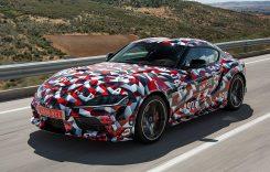 Concert turbo. Cum sună motorul viitoarei Toyota Supra?
