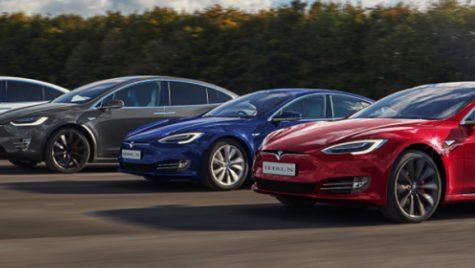 Tesla Model 3 poate fi cumpărată oficial în Europa