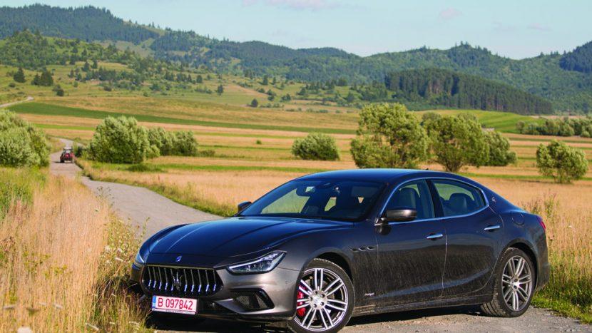 Test drive - Maserati Ghibli GranSport Diesel