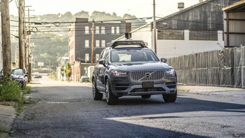 Uber masini autonome