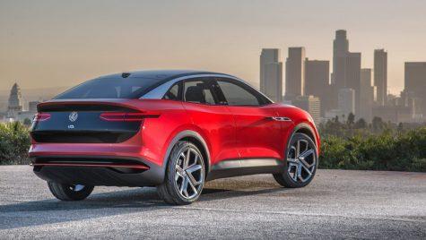 Volkswagen ID Lounge – Nemții construiesc un SUV electric cu 7 locuri