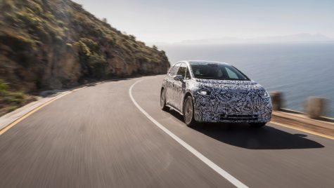 Primul membru al familiei Volkswagen ID poate fi comandat în curând