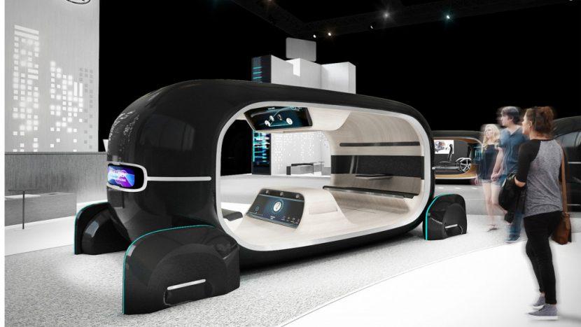 conceptul autonom Kia