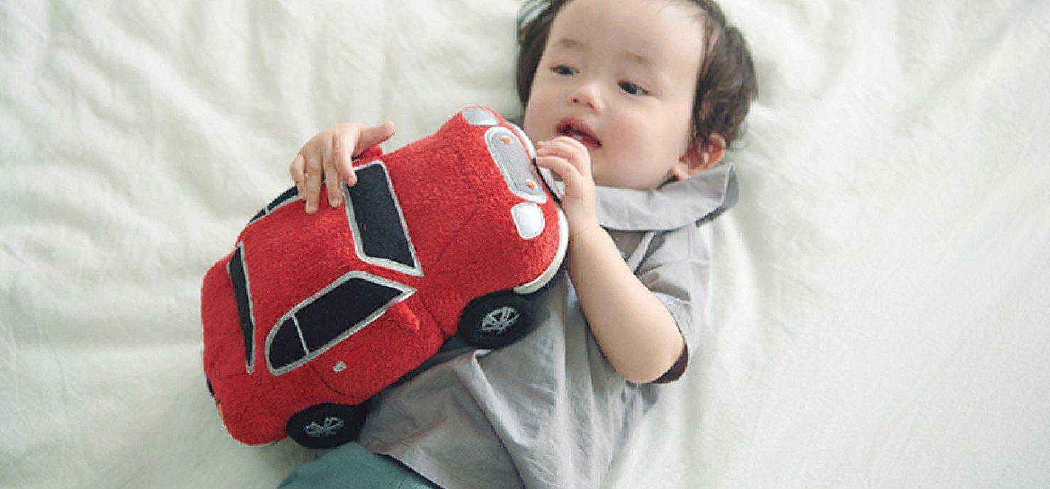 metodă de calmat copiii Honda NSX (1)