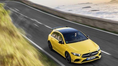 Test drive – Mercedes-AMG A 35