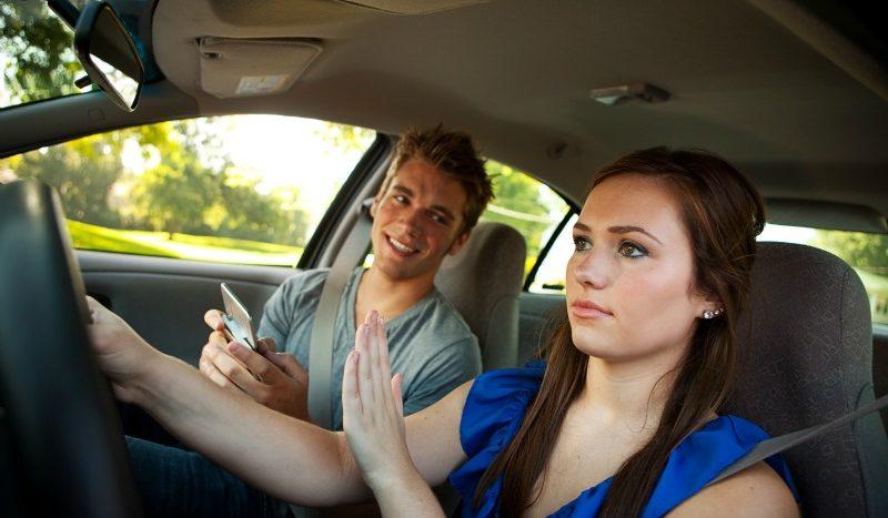 Șofer sau pasager