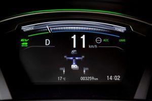 Noua Honda CR-V Hibrid - cum funcționează sistemul și modurile de condus