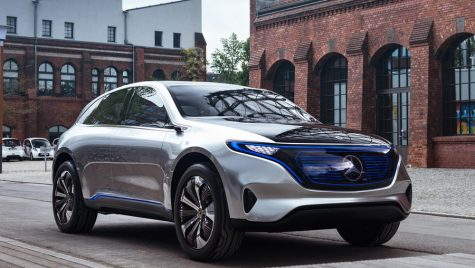 Strategia electrică Mercedes-Benz și subbrandul EQ