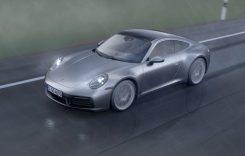 Cum funcționează noul Wet Mode de la Porsche? VIDEO