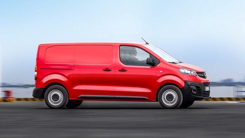 Noul Opel Vivaro va avea o versiune electrică