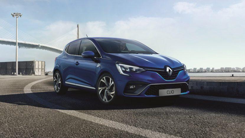 Noul Renault Clio - informații și fotografii oficiale