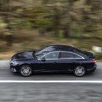 Test drive - A6 Sport 50 TDI quattro