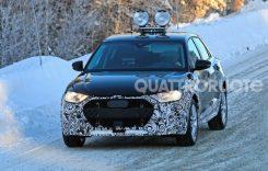 Audi A1 Allroad e în teste. Cum va arăta viitorul mini-SUV?