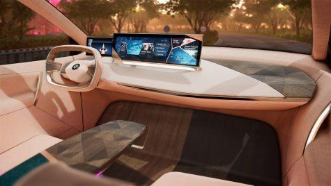 CES 2019 – BMW aduce un simulator de rulare autonomă