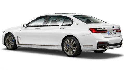 Apar imagini noi cu viitorul BMW Seria 7. Mașina va fi prezentată oficial abia în martie