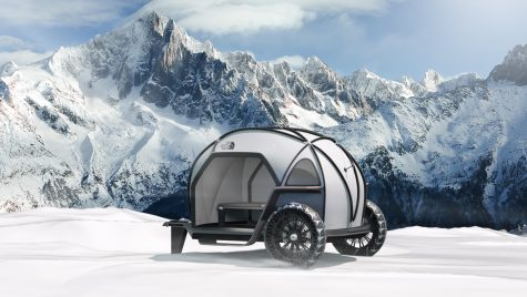 CES 2019 – BMW construiește rulota viitorului