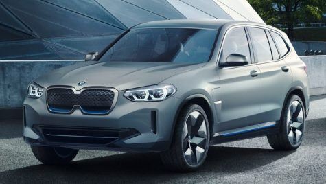Strategia electrică BMW și BMW iX3