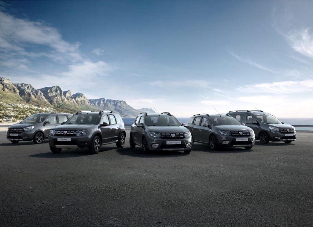 Dacia 2018 2