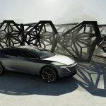 Detroit 2019. Conceptul Nissan IMs este limuzina-crossover (20)