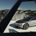Detroit 2019. Conceptul Nissan IMs este limuzina-crossover (8)