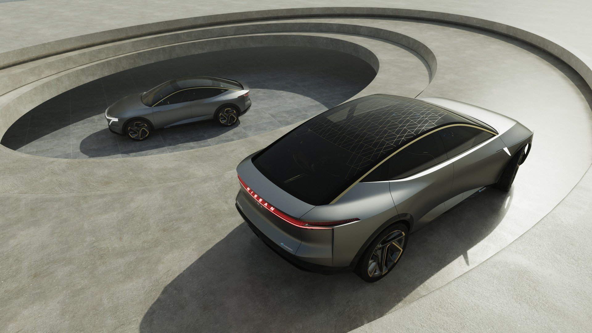 Detroit 2019. Conceptul Nissan IMs este limuzina-crossover (9)