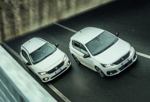 Test comparativ: Fiat Tipo 1.6 Mjet vs Peugeot 308 1.5 BlueHDI