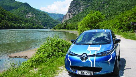 TEST DE CONSUM: Renault Zoe ZE 40 Intens