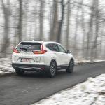 Honda CR-V Hybrid 4WD
