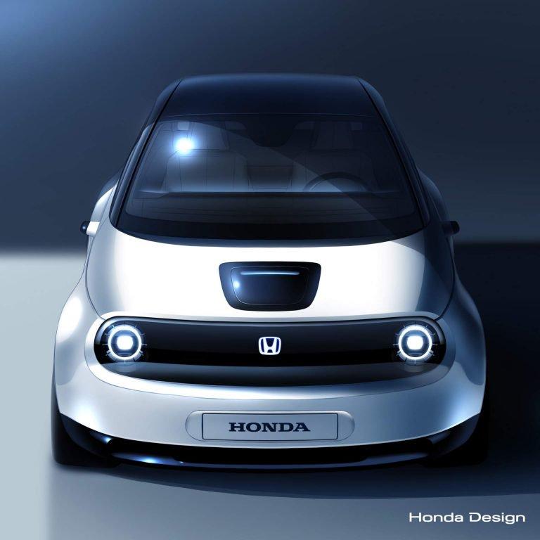 Honda electrică 2