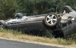 Ce pedeapsă a primit șoferul care a provocat accidentul președintelui Dodon