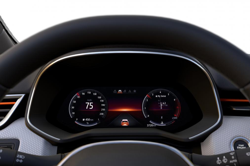 Interior noul Renault Clio (11)
