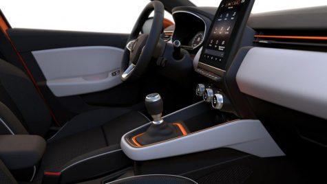 Așa arată interiorul noului Renault Clio – Informații și fotografii oficiale