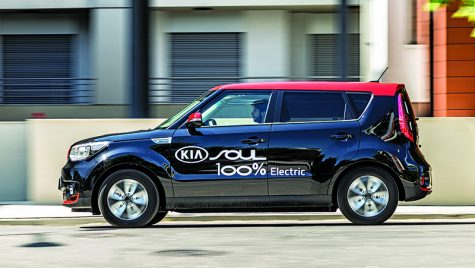 TEST DRIVE: Kia Soul Electric Trendbust AT