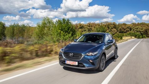 Test drive – Mazda CX-3 Takumi G121 MT6 4×2 facelift