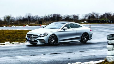 Test drive – Mercedes-Benz S 450 4Matic Coupe
