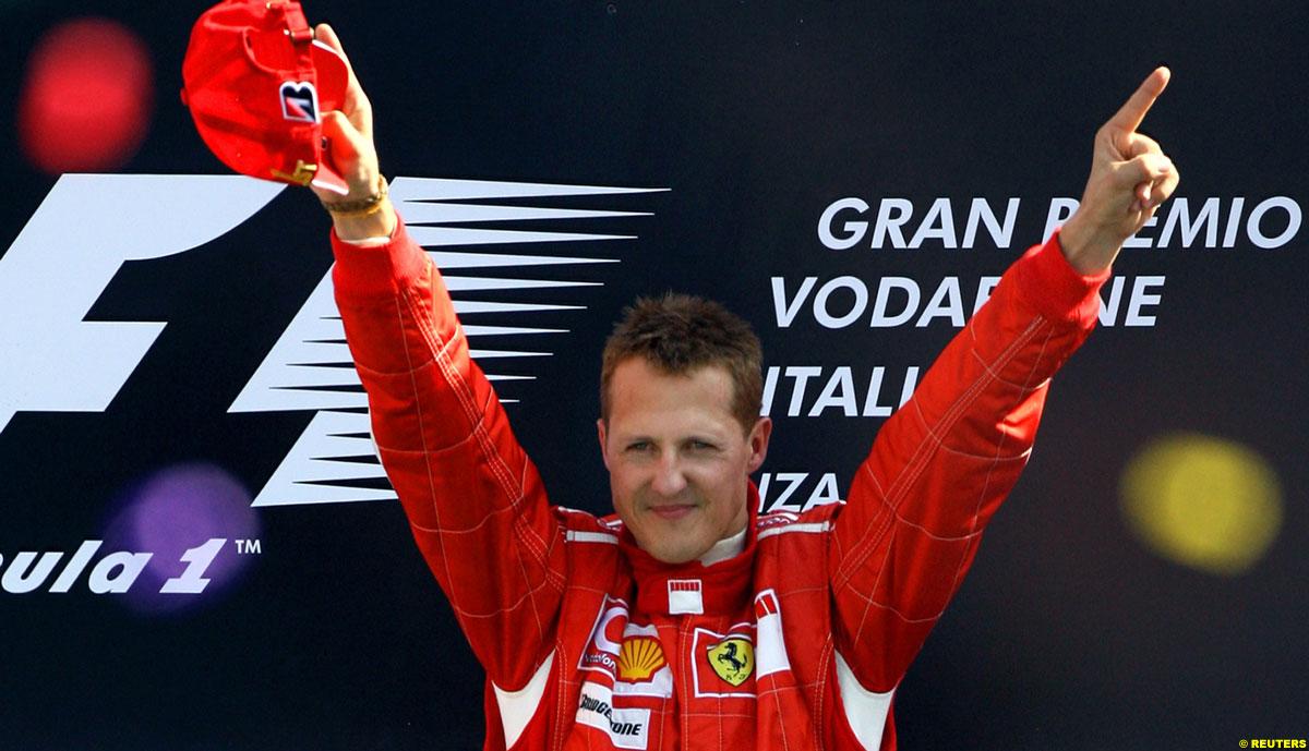 Michael Schumacher wallpaper