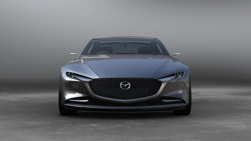 Modelele Mazda - Mazda Vision Coupe