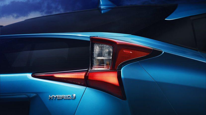 Noua Toyota Prius - Informații și fotografii oficiale noi
