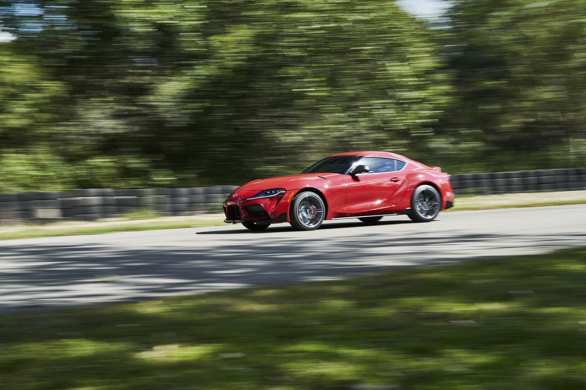 Noua Toyota Supra