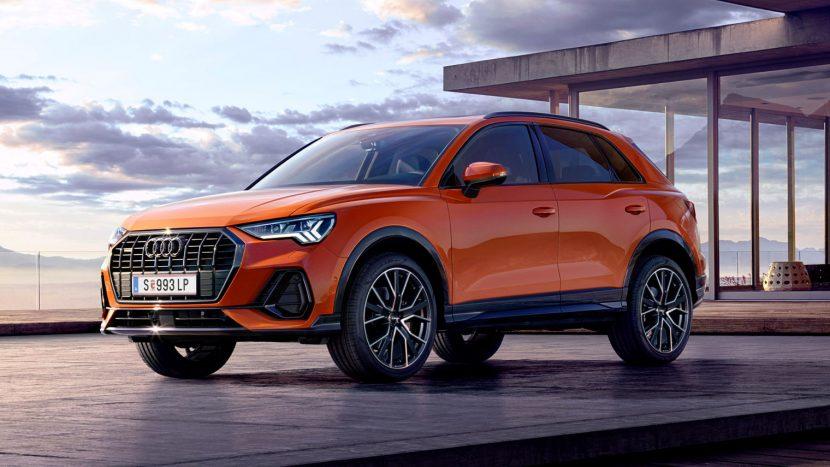 Noul Audi Q3
