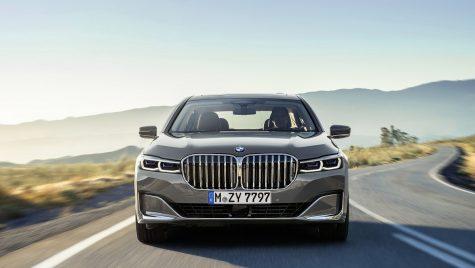 Noul BMW Seria 7 facelift – Informații și fotografii oficiale