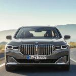 Noul BMW Seria 7 facelift